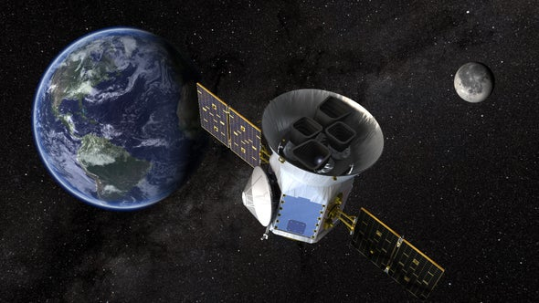 NASA's TESS Planet-Hunting Space Telescope Completes Its Primary Mission