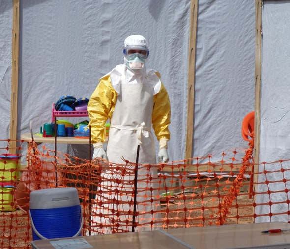 Cross-Border Ebola Outbreak a First for Deadly Virus