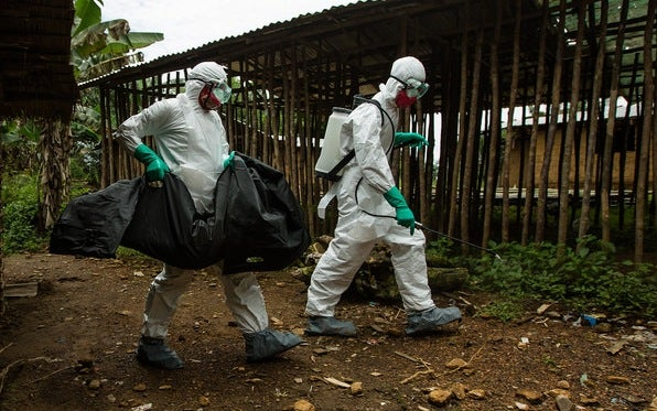 How Ebola Strains West Africa's Infrastructure