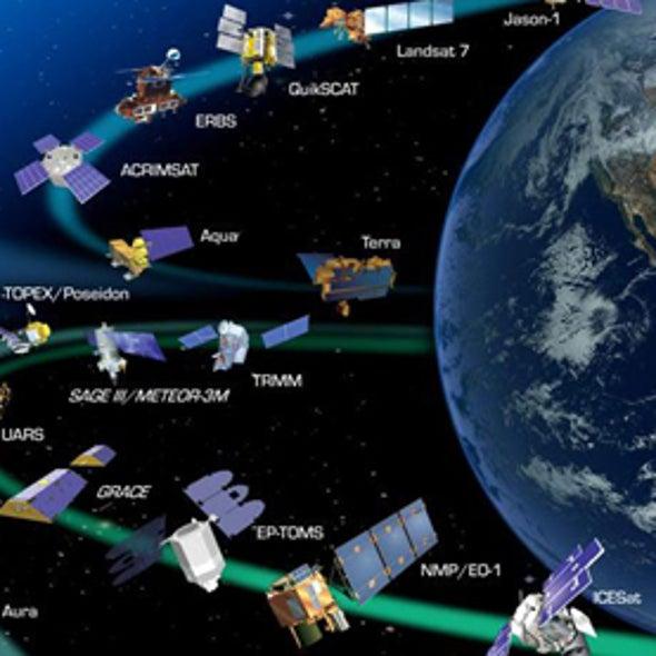 Budget Cuts Open Earth Observation Gap