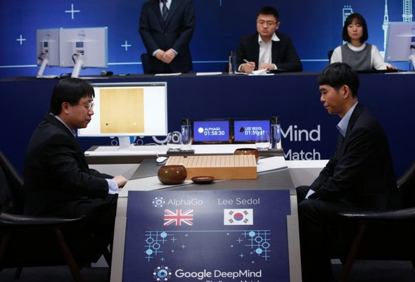 AI Computer Wins First Match against Master Go Champion