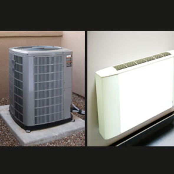 Air-Conditioning Options