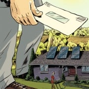 Solar Home Owners Battle Their Electric Companies
