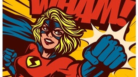 The Problem with Female Superheroes