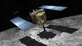 Japan's Next Asteroid Sample-Return Probe Delayed