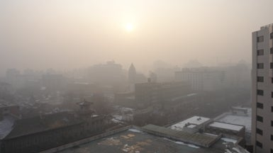 China's Pollution May Not Be Decreasing as Fast as Hoped