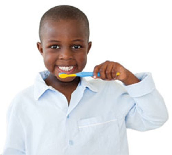 Toothpaste-Mouth Rinse Combo Washes Out Harmful Bacteria