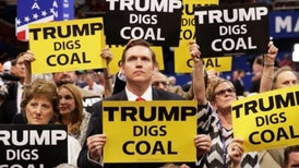 Republican Delegates Split on Climate Change
