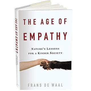 Recommended: <i>The Age of Empathy</i>