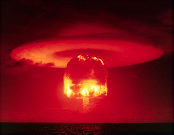 An Alternate History of the Atomic Age