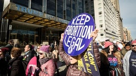 If High Court Reverses <i>Roe v. Wade,</i> 22 States Poised to Ban Abortion