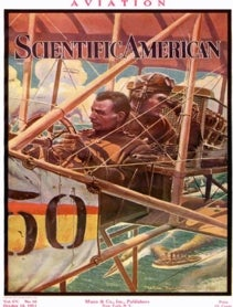 Scientific American Volume 105, Issue 16