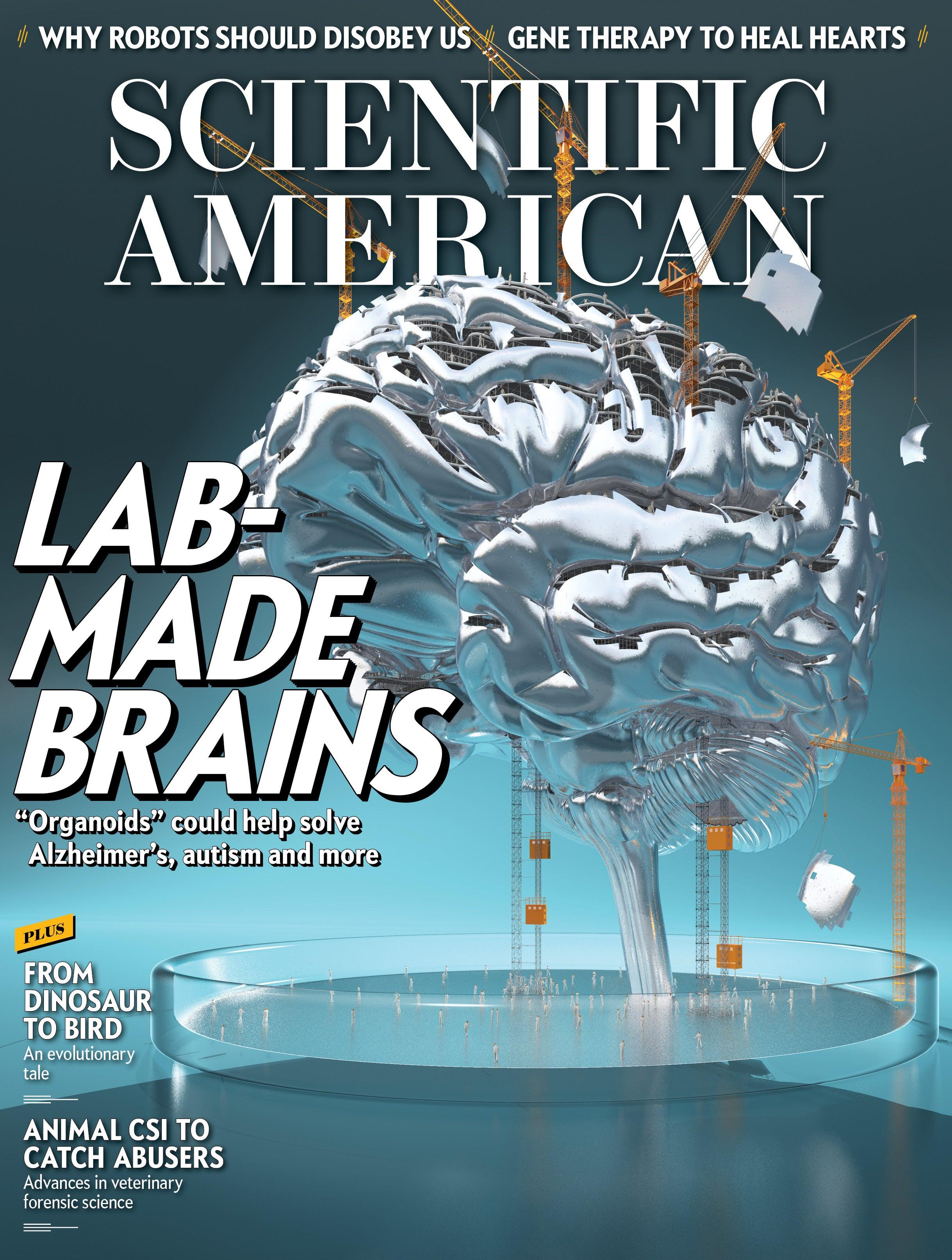 [Magazine] Scientific American. Vol. 272. No 1