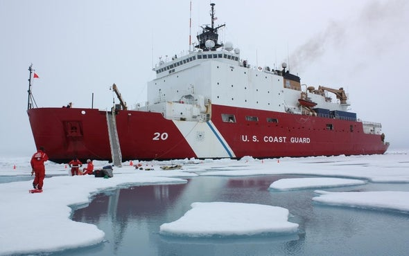 U.S. Still Lags Behind in Preparing for a Changing Arctic