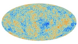 Huge Microwave Observatory to Search for Cosmic Inflation