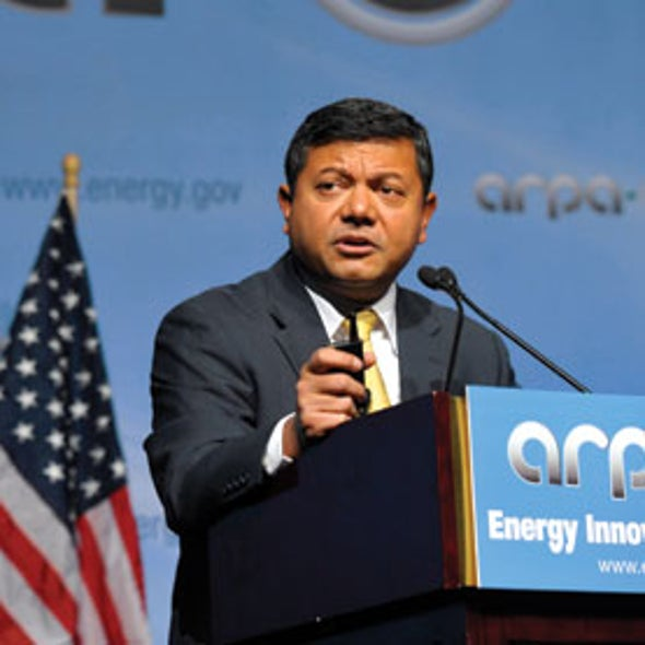 """""""Let's Go for It"""": Q&A with Head of ARPA-e, the U.S. High-Risk Energy Research Agency"""