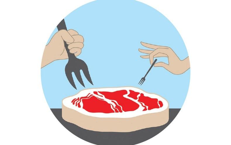 Origins of Male Domination May Lie in Food