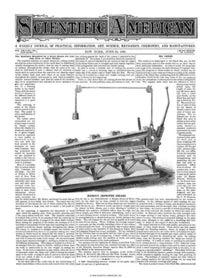 Scientific American Volume 20, Issue 26