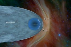 Voyager 2 Makes an Unexpectedly Clean Break from the Solar System