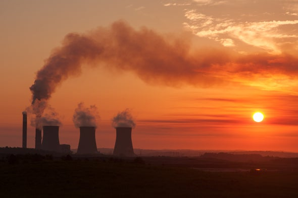 Hopes for Cutting Carbon Do Not Yet Match Reality