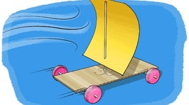 Build a Wind-Powered Car