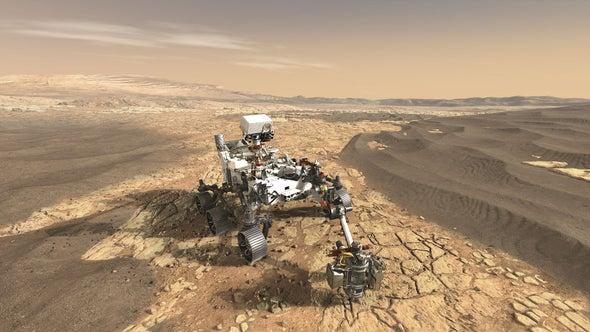 NASA Debates How to Retrieve Rocks from Mars