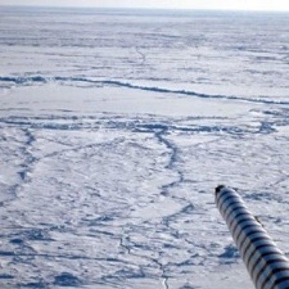 Methane Leaks off Siberian Coast, Speeding Climate Change