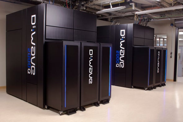D-Wave: Scientists Line Up for World's Most Controversial Quantum Computer