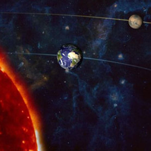 """Astronomical Unit,"" or Earth-Sun Distance, Gets an Overhaul"