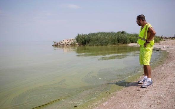 Trump Wants Deep Cuts in Environmental Monitoring