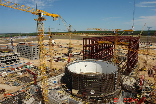Nuclear Power Also Needed to Combat Climate Change