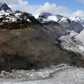 COLUMBIA GLACIER. ALASKA, U.S.