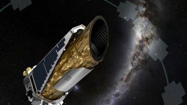 Rebooted Kepler Spacecraft Hauls in the Planets