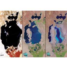 Landsat 8 Satellite Set to Rescue Global-Change Observations