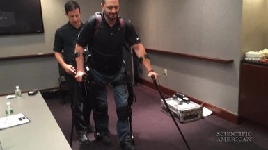 Rehab Exoskeletons: A Comic Book Idea Come to Life
