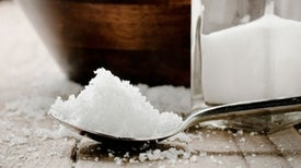 Plastic Contaminates Table Salt in China