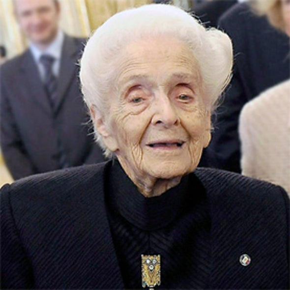 Finding the Good in the Bad: A Profile of Rita Levi-Montalcini