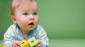Babies Learn What Words Mean before They Can Use Them