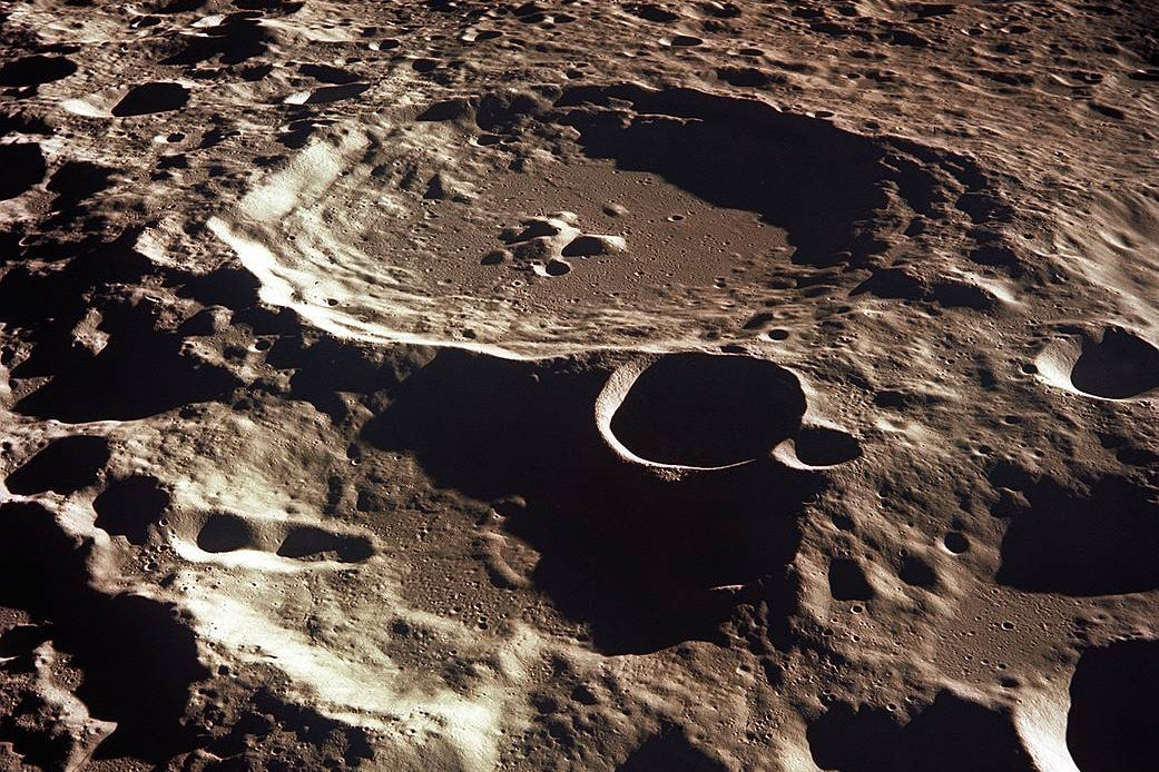Astronomers Battle Space Explorers for Access to Moon's Far Side