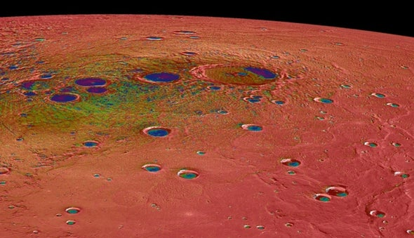 Best Images Ever of Mercury's Scorched Surface