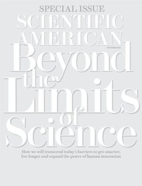Scientific American Volume 307, Issue 3