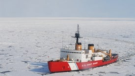 As Russian Military Moves into Thawing Arctic, U.S. Strategy Shifts