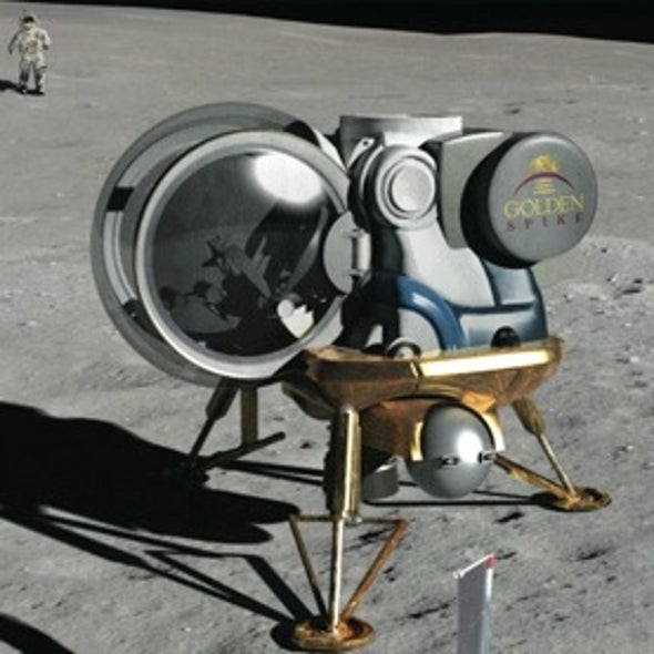 Luna-Trips: Upstart Firm Plans to Sell Round-Trip Journeys to the Moon