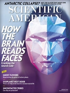 Scientific American Volume 320, Issue 2