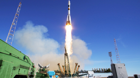 Russia's Soyuz Rocket Returns to Flight with Crewed Launch in Early December