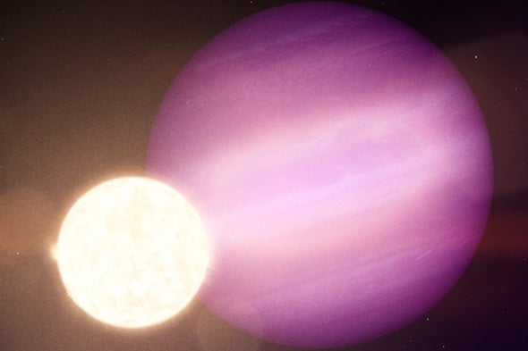Scientists Spot Giant Planet Orbiting Dead Star's Corpse