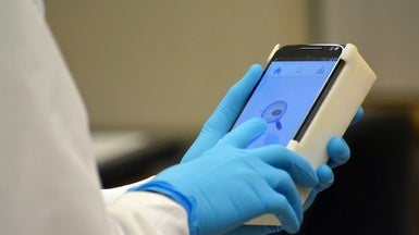 At-Home Male Fertility Test App Takes Sperm Selfies