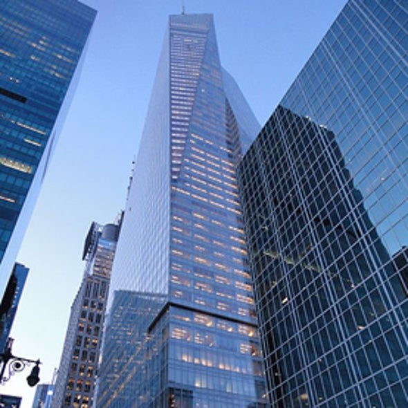 New Buildings Aim to Produce Energy, Not Consume It