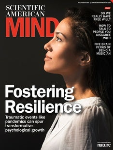 Scientific American Mind, Volume 31, Issue 4