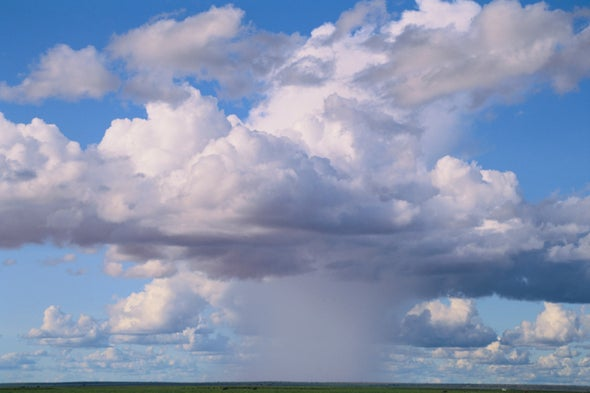 How Does Air Pollution Affect Clouds?